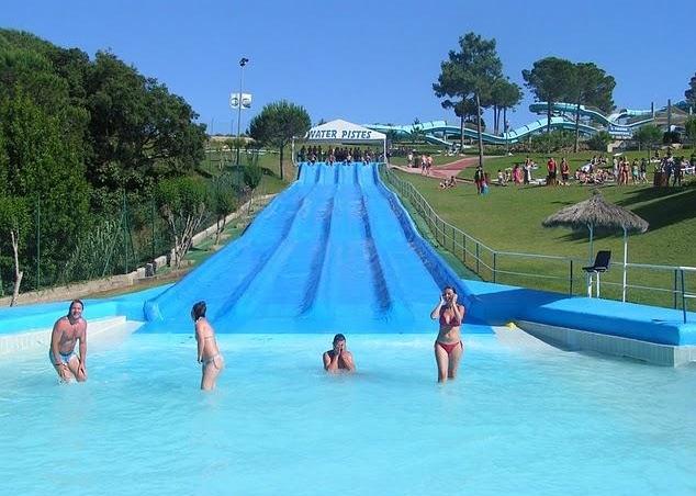 Water World : Spain Sportive - Water Park